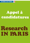 Stipendija grada Pariza « Research in Paris»
